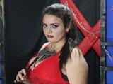 ChristinaBramndo shows amateur show